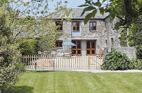 Last Minute Cottages - Charming Mevagissey Cottage S21101