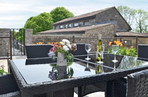 Last Minute Cottages - Stunning Cheddar Lodge S91057