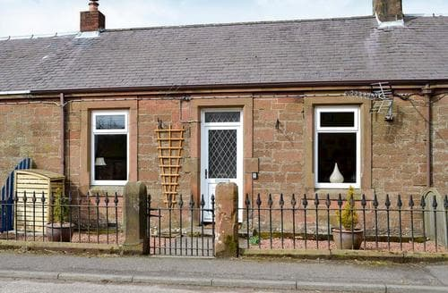 Last Minute Cottages - Exquisite Annan Cottage S97682