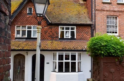 Last Minute Cottages - Exquisite Hastings Cottage S13956