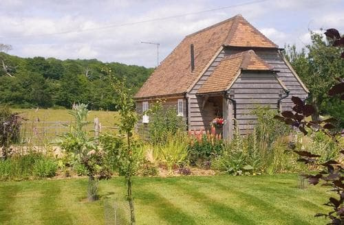 Last Minute Cottages - Luxury Rye Lodge S94475