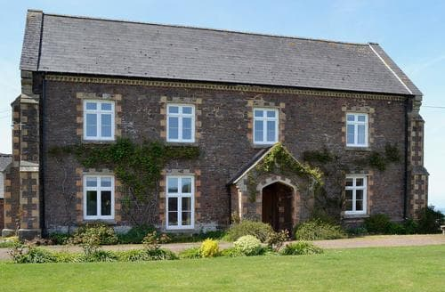 Last Minute Cottages - Luxury Porlock Cottage S20209