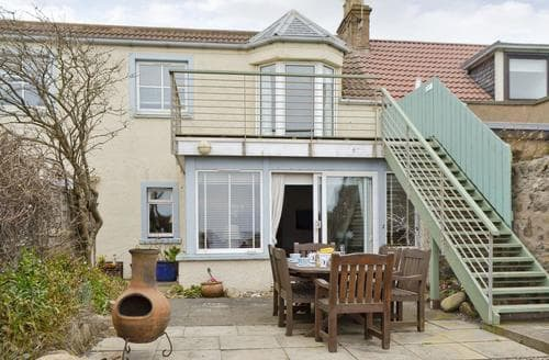 Last Minute Cottages - Quaint Anstruther Cottage S46195