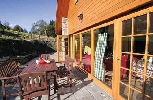 Big Cottages - Lovely Callander Cottage S23216