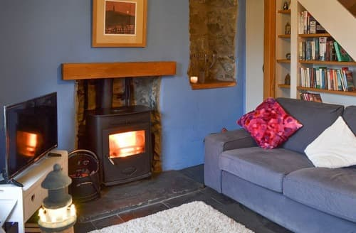 Last Minute Cottages - Luxury Ulverston And Lakeland Peninsula Cottage S105923