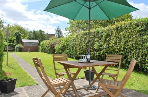 Last Minute Cottages - Splendid Cowes Cottage S37348