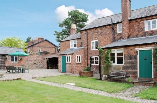 Big Cottages - Luxury Chester Cottage S18162