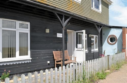 Last Minute Cottages - The Boathouse - E5358