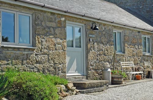 Last Minute Cottages - Stunning Sennen Cottage S21295