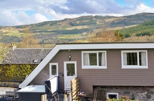 Last Minute Cottages - Stunning Pitlochry Cottage S43970