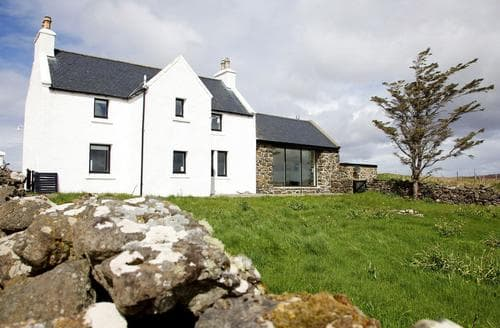 Big Cottages - Wonderful Portree Cottage S22513