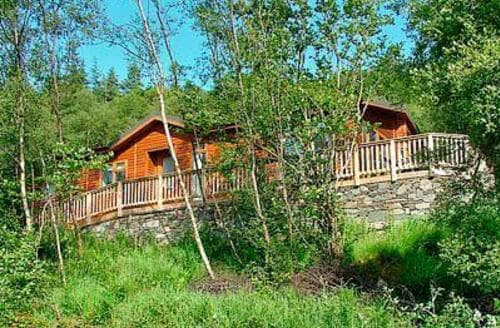 Last Minute Cottages - Island View Lodge