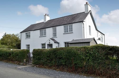 Big Cottages - Exquisite Nefyn Cottage S121833
