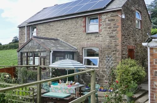 Last Minute Cottages - Superb Launceston Cottage S20553