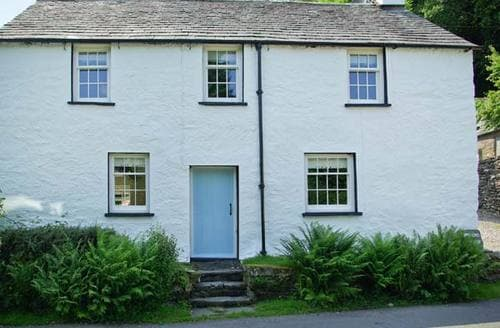 Last Minute Cottages - Tasteful Ulverston Farmhouse S3980