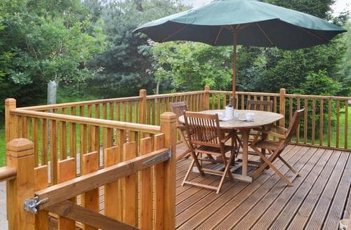 Last Minute Cottages - Luxury Warkworth Lodge S85317