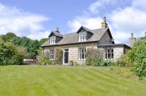 Last Minute Cottages - Blackbull Farmhouse - UK5681