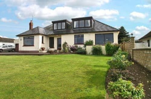 Big Cottages - Luxury Girvan Cottage S23499