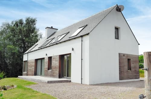 Last Minute Cottages - Forester's Croft