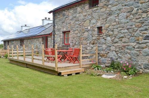 Big Cottages - Delightful Caernarfon Cottage S40998