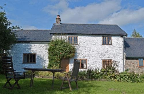 Big Cottages - Cosy Welshpool Cottage S21465