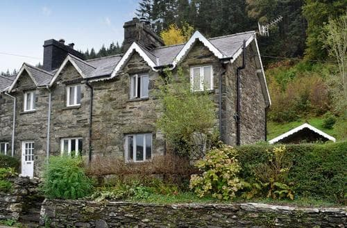 Last Minute Cottages - Inviting Dolgellau And Coed Y Brenin Forest Park Cottage S87147