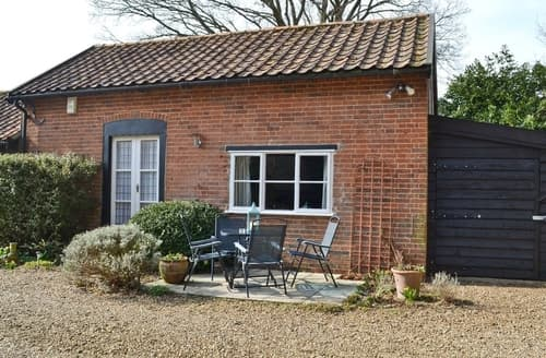 Last Minute Cottages - Tasteful Woodbridge Cottage S59806
