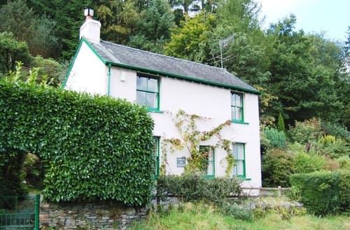 Last Minute Cottages - Beautiful Thornthwaite Cottage S84885