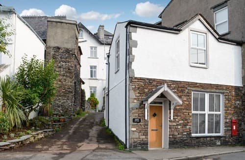 Last Minute Cottages - Cosy Keswick Cottage S121241