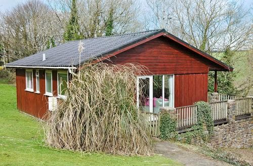 Last Minute Cottages - Superb Hartland Lodge S92498