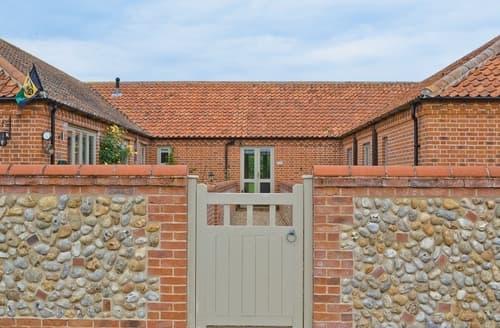 Last Minute Cottages - Cooks Farm Barn No5