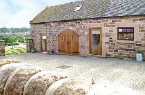 Big Cottages - Superb Leek Cottage S16045
