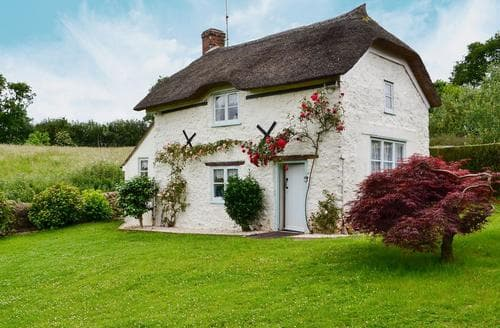 Last Minute Cottages - Exquisite Beaminster Cottage S81951