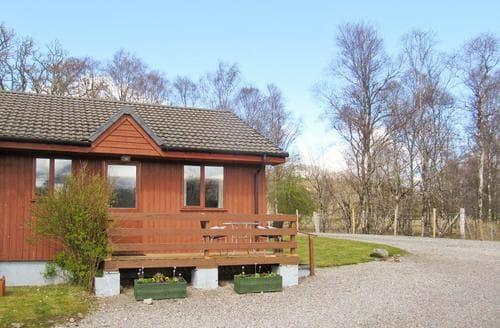 Last Minute Cottages - Exquisite Fort William Lodge S22625