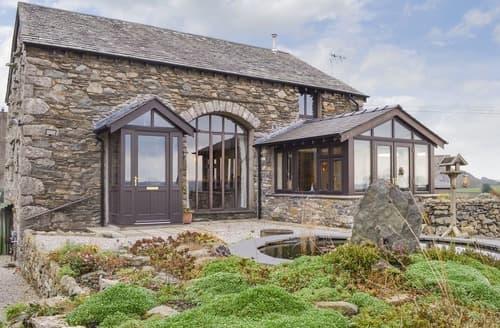 Big Cottages - Tasteful Cartmel Cottage S126099