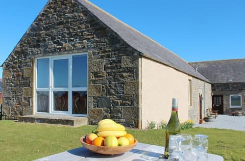 Last Minute Cottages - Inviting Buckie Cottage S98875