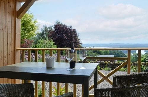 Last Minute Cottages - Gorgeous Callander Lodge S57595