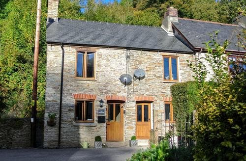 Last Minute Cottages - Exquisite Tavistock Cottage S19595