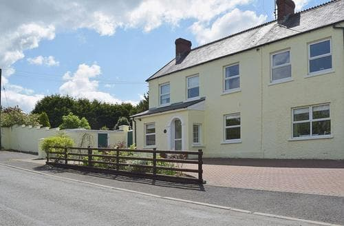 Big Cottages - Luxury Saundersfoot Cottage S57465