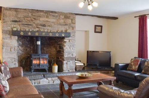Big Cottages - Superb Kidwelly Cottage S21662