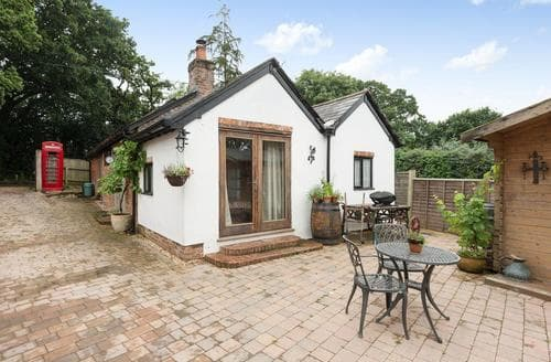 Last Minute Cottages - Quaint Burley Cottage S84414