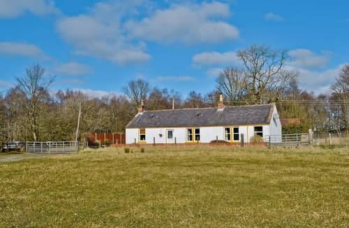 Last Minute Cottages - Cosy Dumfries Cottage S23635