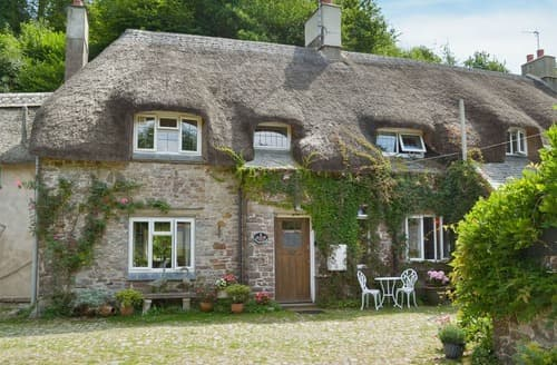 Last Minute Cottages - Gorgeous Totnes Cottage S113962