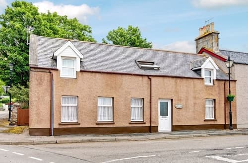 Big Cottages - Attractive Brora Cottage S24326