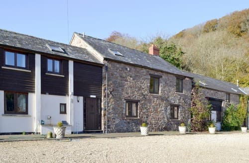 Dog Friendly Cottages - Duvale Barn