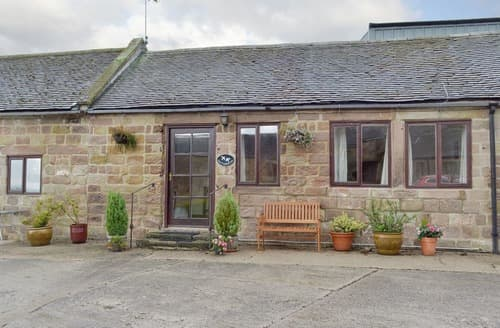 Last Minute Cottages - Tasteful Brassington Cottage S123288