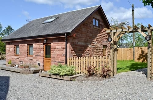 Last Minute Cottages - Superb Glasgow Cottage S26131