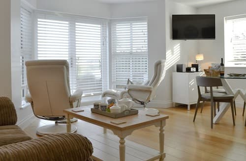 Last Minute Cottages - Charming St Ives Apartment S125504