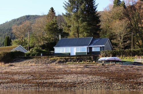 Big Cottages - Exquisite Dunoon Cottage S45155