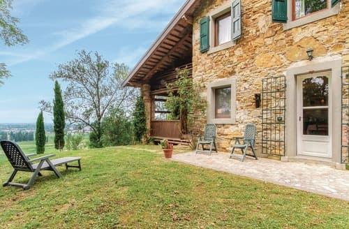 Last Minute Cottages - Scuderia Bianca